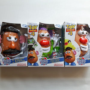 Mr Potato Head LOT Toy Story 4
